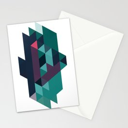 color story - macrocosm Stationery Cards