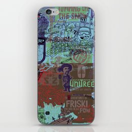 Unitree One iPhone Skin