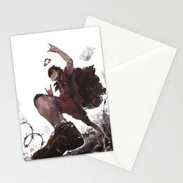 Sketchy Kuroo Stationery Cards