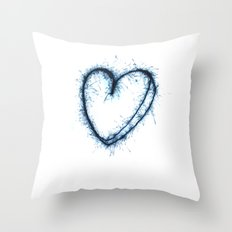 Heart Throw Pillow