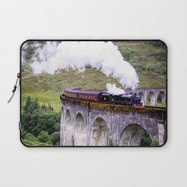 Jacobite Train Laptop Sleeve