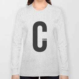 C - Chill Long Sleeve T-shirt