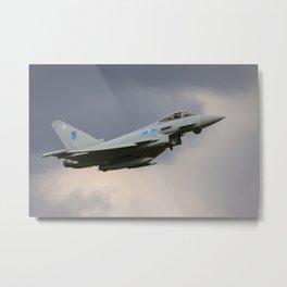 Eurofighter FGR4 Typhoon Metal Print