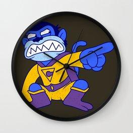 Evil Gleek Wall Clock