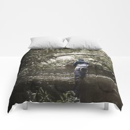 Trout River Fishing Comforters