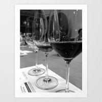 wine me up Art Print