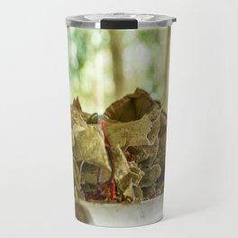 Victims' Bones, Cambodia Travel Mug