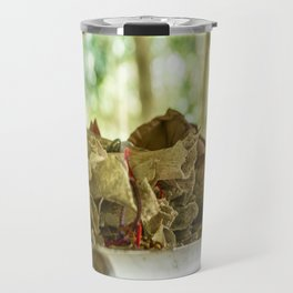 Victims' Bones, Cambodia Travel Mug