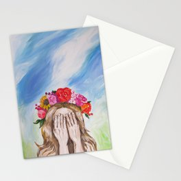 Beauty in the Broken Stationery Cards