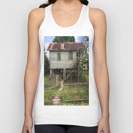 This Old House Again Unisex Tank Top