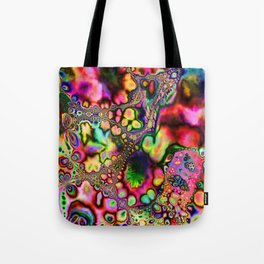 Acid Plasmosis Tote Bag