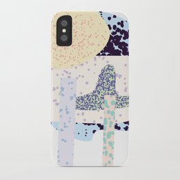 Tropical Iceland iPhone Case