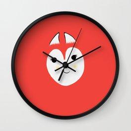 My little foxy Wall Clock