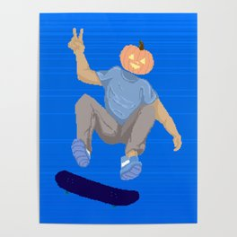 Stay Rad, Yo (v1) Poster