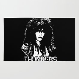 Johnny Thunders Rug