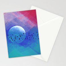 Dream Night Stationery Cards