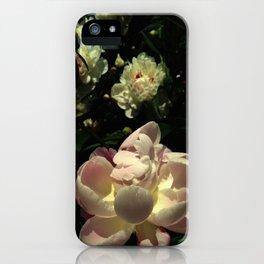 Peony 11 iPhone Case