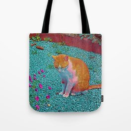 Popular Animals - Cat Tote Bag
