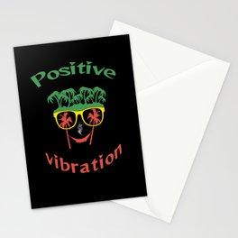 Positive Vibration Stationery Cards