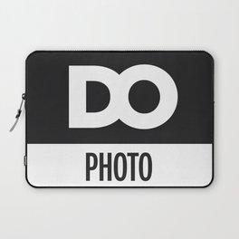 DO Photo Laptop Sleeve