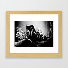 Shooeees Framed Art Print