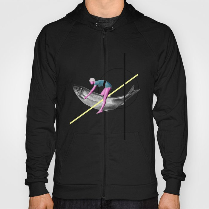 Far From Any Road (Be My Hand) Hoody
