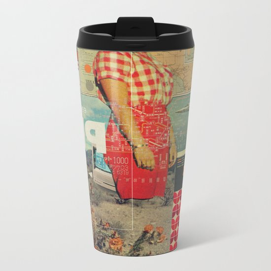 NP1969 Metal Travel Mug