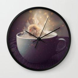 Snuggery Wall Clock
