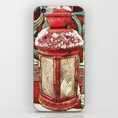 Red Lantern iPhone & iPod Skin