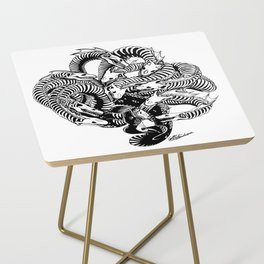 Lonely Hydra Side Table