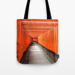 Fushimi Inari Shrine - Ellie Wen Tote Bag