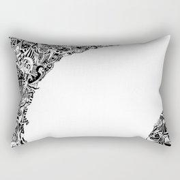 World II Rectangular Pillow