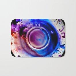 Colour Splash Bath Mat