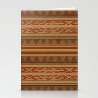 navajo Stationery Cards featuring Navajo  by Terry Fan