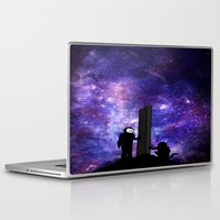 2001 Laptop & iPad Skins featuring 2001: A Space Odyssey  by Joshua S