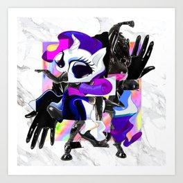 My Little Pony Boy Art Print