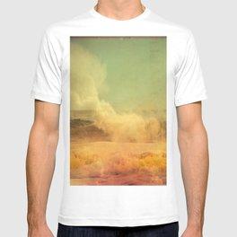I dreamed a storm of colors T-shirt
