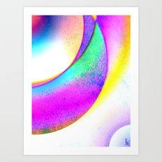 Orbital III Art Print