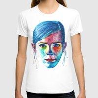 emma watson T-shirts featuring Emma Watson by Stella Joy