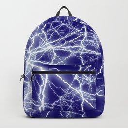 Electrical Lightning Sparks Backpack