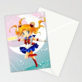 Sailor Moon Power Tiara Stationery Cards