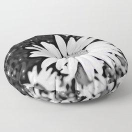 Sparkling Daisies Floor Pillow