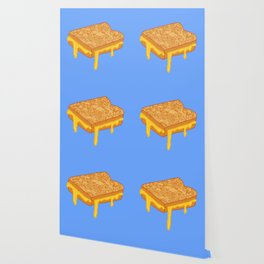 Grilled Cheese Wallpaper