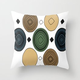Karlie 1 Throw Pillow