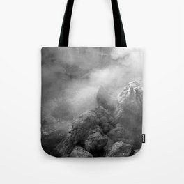 Furnas hotsprings Tote Bag