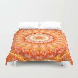 Mandala positive Energy Duvet Cover