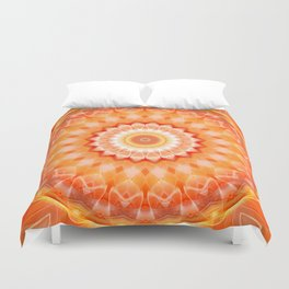 Mandala positive Energy Duvet Cover