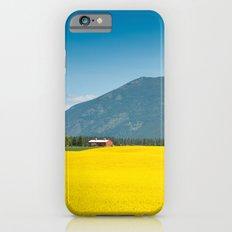 Canola farm Slim Case iPhone 6s