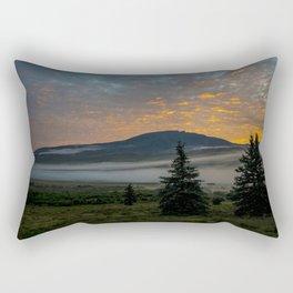 Bristol at Sunrise Rectangular Pillow