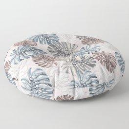 Palm Pattern Floor Pillow